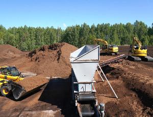 ВКалининградской области построят завод сполным циклом переработки торфа