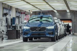 Завод Volvo Cars вЧэнду полностью перешел наиспользование возобновляемой электроэнергии