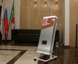 Очиститель воздуха-рециркулятор, который производит «СУЭК-Хакасия», получил сертификат ЕВРАЗЭС