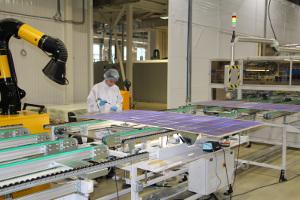 Группа компаний «Хевел» переведёт свой завод на100% ВИЭ