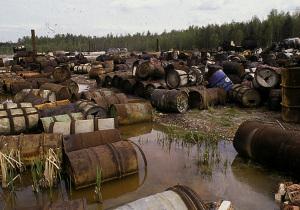 Готовится законопроект обответственности предприятий занакопленные отходы
