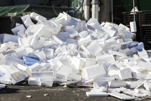 Рециклинг полистирола путем деполимеризации
