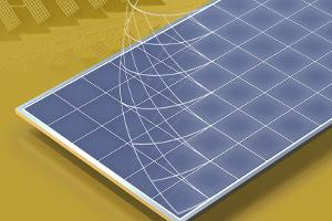 Солнечная пленка финской компании ICS позволяет повысить выработку стандартных солнечных батарей на10%