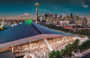 Amazon планирует построить экологически чистый стадион