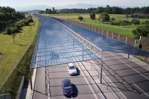 «Солнечные дороги» по-европейски