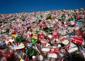 Электронные батареи изпластиковых отходов