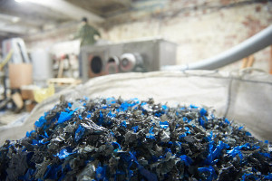 Переработанный полиэтилен используют дляпроизводства туб Huhtamaki
