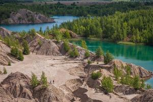 Акция «Вода России» прошла наголубых озёрах Тульской области