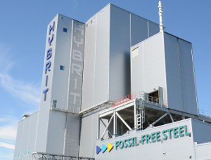 Открыт первый вмире завод попроизводству стали безиспользования ископаемого топлива