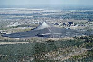 Как очищать воду спомощью золы угольных электростанций