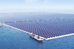 Насколько эффективны плавучие солнечные электростанции врезервуарах ГЭС