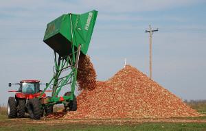 Новосибирский метод утилизации сельхозпроизводственных отходов