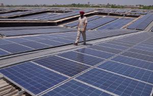 ВИндии запущены солнечные станции общей мощностью 600 МВт
