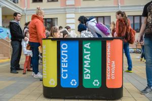 Москва иМосковская область стали лидерами пораздельному сбору отходов встране