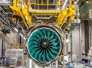 Rolls-Royce испытает авиадвигатель нового поколения