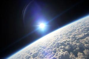 Великобритания намерена построить космическую солнечную электростанцию