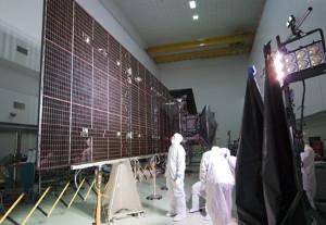 Солнечные батареи толщиной водин атом отSald обеспечат энергией космические аппараты