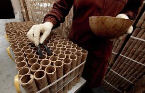 Пермские экологи разработали метод очистки воды отследов пиротехники ипороха