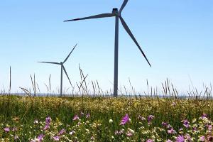 Три ветроэлектростанции введены вэксплуатацию Фондом развития ветроэнергетики