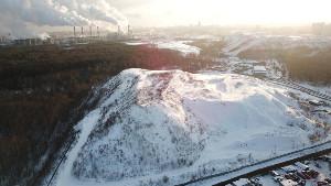 30 лет и2,5 миллиона тонн мусора: вДолгопрудном завершена рекультивация полигона