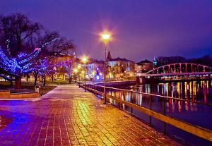 Второй повеличине город Эстонии начнет полный переход навозобновляемые источники энергии в2021года