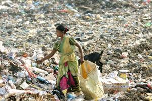 Взападном индийском штате Махараштра запущена программа продовольственных купонов вобмен напластиковые отходы