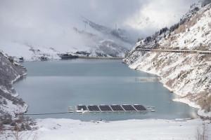 Первая горная солнечная электростанция запущена вАльпах