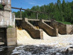 Каскад малых ГЭС на реке Белой