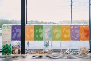 Контейнеры проекта Собиратор появились врайонных центрах «Место встречи»