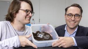 Швейцарские ученые напечатали на3D-принтере биоразлагаемую батарейку