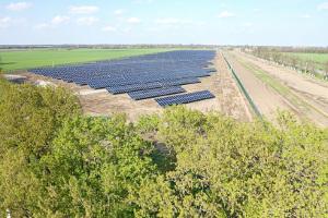 ВЧеченской Республике состоялся пуск первой солнечной электростанции