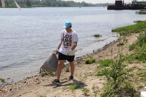 Экспедиция «Чистая Волга» прошла вСамаре