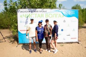 ВНижнем Новгороде прошла встреча экоактивистов врамках экологического проекта «Чистая Волга»