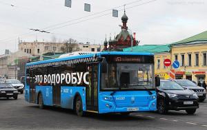 «РОСНАНО» и«КАМАЗ» обсудили ход проекта Водоробус иперспективы развития экологичного транспорта