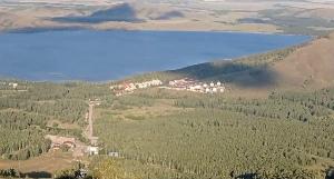 Жители Башкирии бьют тревогу из-за загрязнения лечебного озера