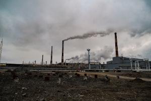 Снижение выбросов SO2 наметаллургических производствах Норильска
