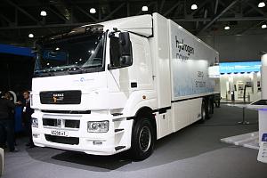 «КАМАЗ» иGreenGT SA объединяют усилия вобласти водородного топлива