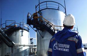 «Газпром нефть» в«зеленом» тренде