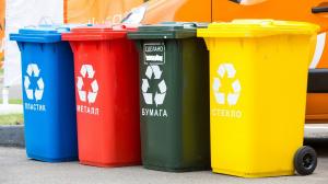 В2021году 46 регионов России получат федеральную субсидию назакупку контейнеров дляраздельного сбора мусора