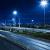 Нафедеральных трассах устанавливают энергосберегающее освещение