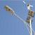 ВБурятии началась установка ветро-солнечных фонарей вдоль трассы «Байкал»