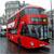 Лондонские городские автобусы переходят на«зеленое» топливо