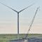 НаКольской ВЭС возведены 10 ветроустановок